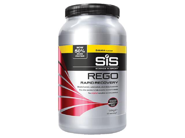SiS Rego Rapid Recovery Proteinshake Banane 1,6 kg